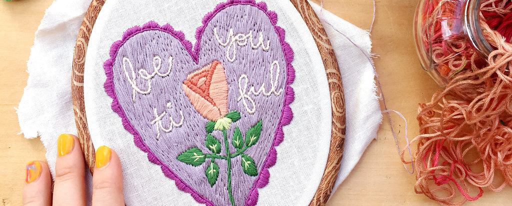 hand embroidery pattern pdf download