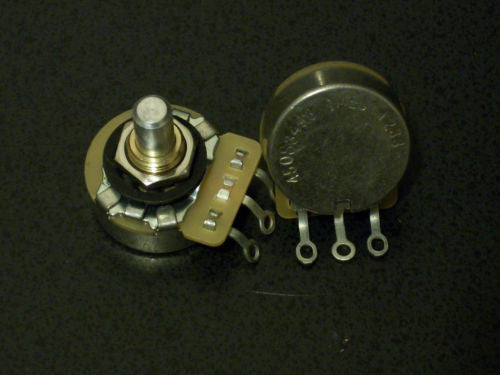 1 x CTS 1 Meg Audio Taper Solid Shaft Potentiometer Guitar Or Amp Repair Pot