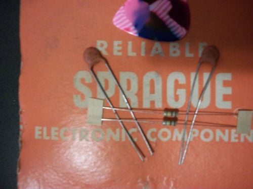 2 x Treble Bleed Kits Sprague Ceramite 1000pf 100k Fits Humbuckers Single Coils