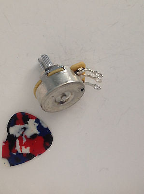Mojo CTS 250K Fine Spline US Spec Balance Blender or No Load Tone Potentiometer
