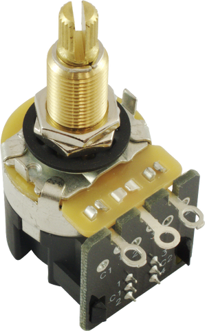 "CTS 3/4"" Bushing Push Pull Potentiometers"