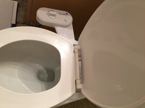 How To Install Your Kleen Bidet Spa Toilet Seat Bidet