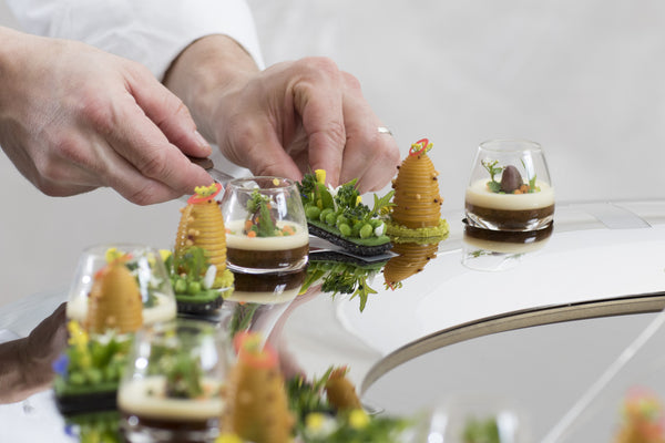 Bocuse d'Or 2015, Team USA Platter