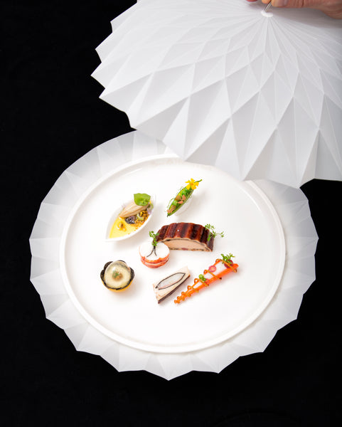 Bocuse d'Or 2017, Team USA Platter