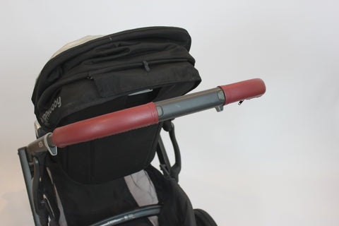 Cranberry Handlebar Covers