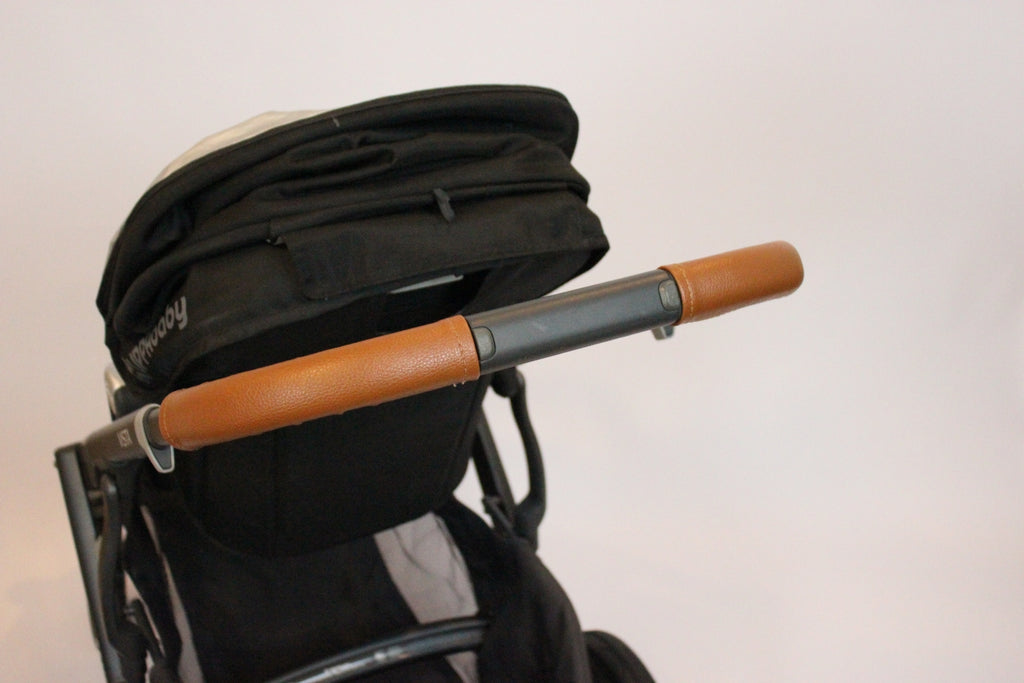 Brown VEGAN Handlebar Covers