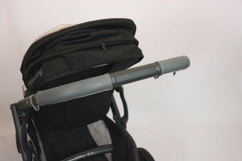 Dark Grey Handlebar Covers