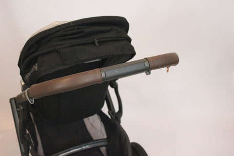 Chocolate Brown Handlebar Covers
