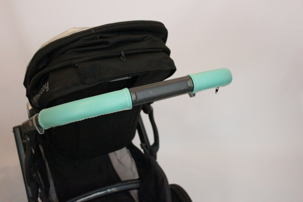 Aqua Handlebar Covers