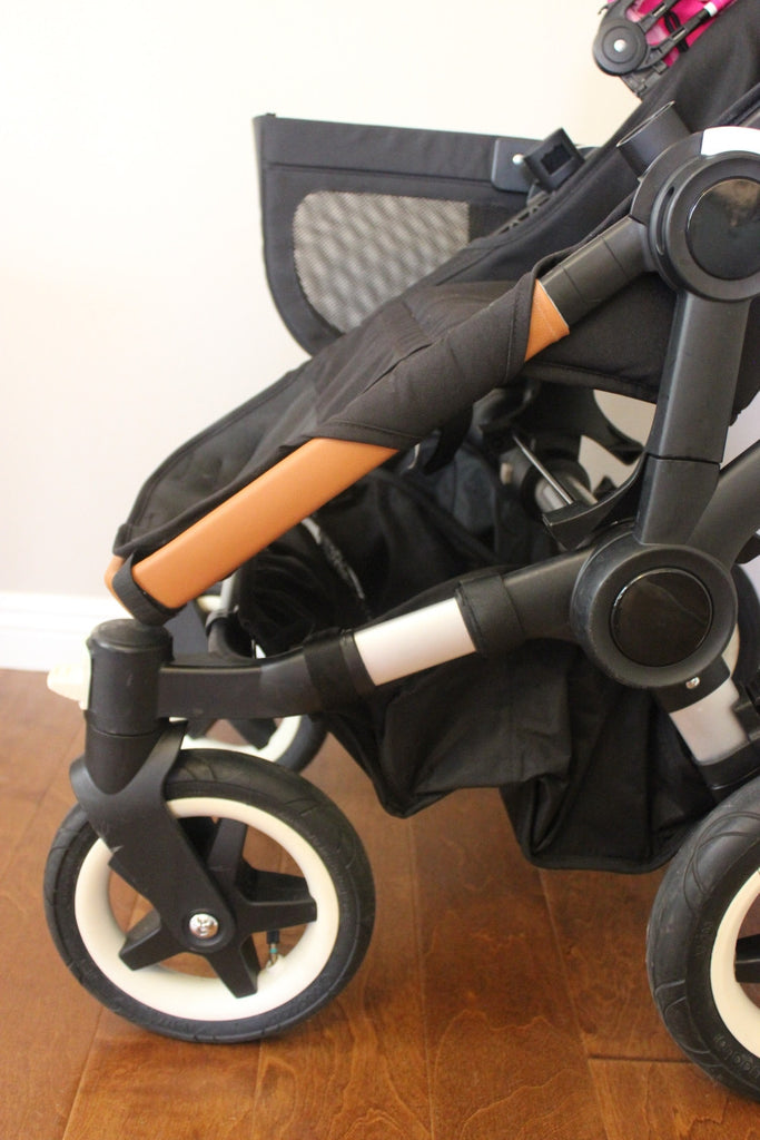 Seat Frame Cover- Bugaboo {half frame} – Lux and Leather