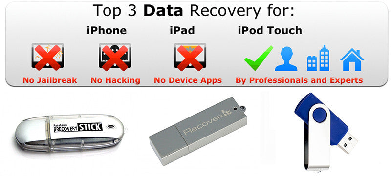 iPhone and Android Recovery, Plus more
