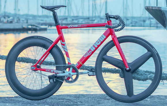Cinelli Vigorelli Shark by Luca Botte