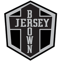 Brown Jersey Logo