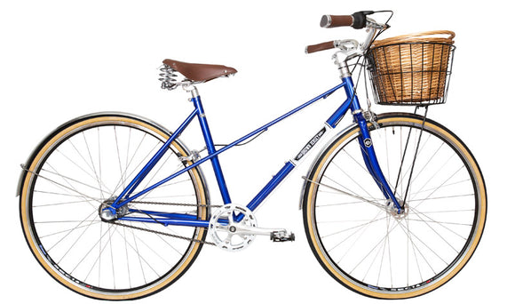 PARIS 3 SPEED MIXTE - NAVY BLUE