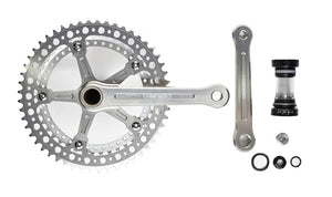 CORVETTE DOUBLE INTERGARTED CRANKSET 52/42T