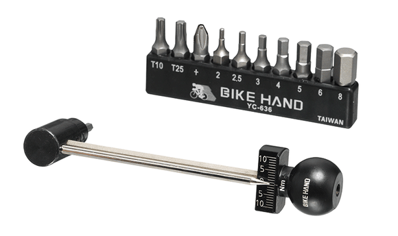 BIKEHAND YC-636 Torque Wrench Kit