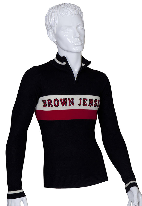 BJ WOOL CYCLING JERSEY