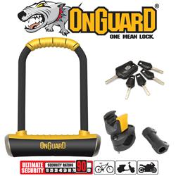 ONGUARD PITBULL MEDIUM U-LOCK