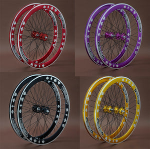 BJ HIGH ROULEUR WHEELSET
