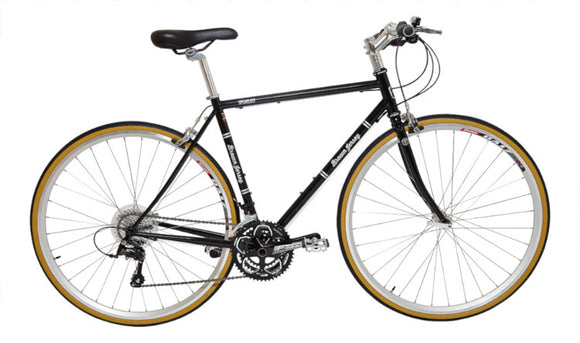 SPEAKEASY DERAILLUER BICYCLE - BLACK