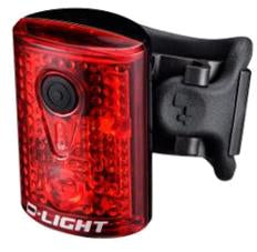 D-Light USB Red Rear Light