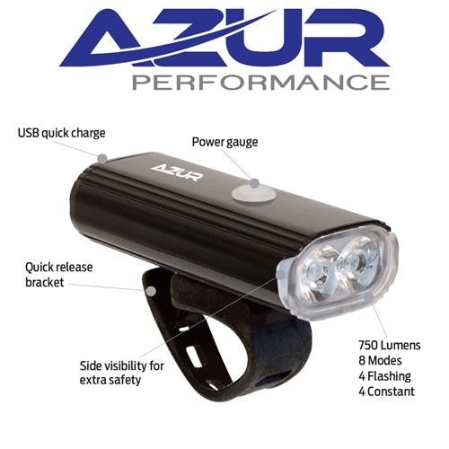 AZUR UBS 750 HEAD LIGHT