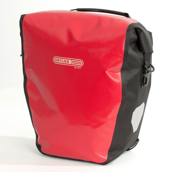 ORTLIEB BACK-ROLLER CITY (PAIR) REAR PANNIERS