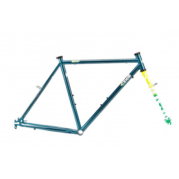 2020 CINELLI TUTTO PLUS FRAME AND FORK SET