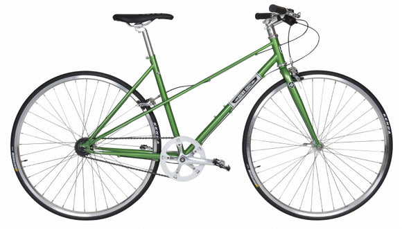 MILAN 3 Speed MIXTE - GREEN