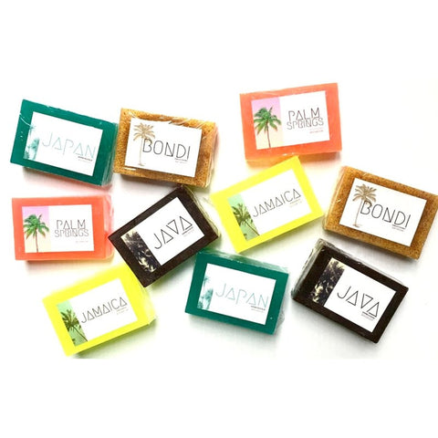 TROPICANA BODY BAR SOAPS (SLES & SLS FREE)