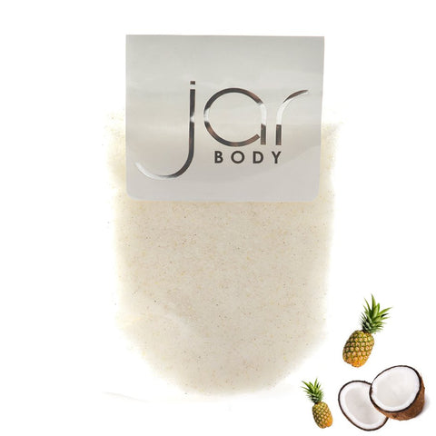 'JAMAICA' PINEAPPLE & COCONUT BODY SCRUB