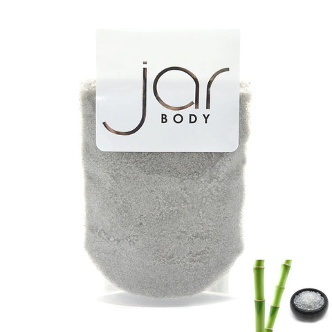 'SOHO' BAMBOO + SEA SALT BODY SCRUB