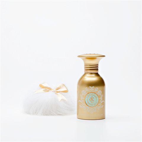 Shelley Kyle Annabelle Shimmer Body Powder with Baby Puff
