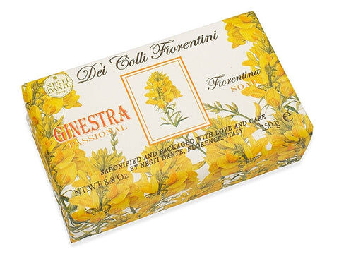 Nesti Dante Dei Colli Fiorentini Ginestra Broom Soap