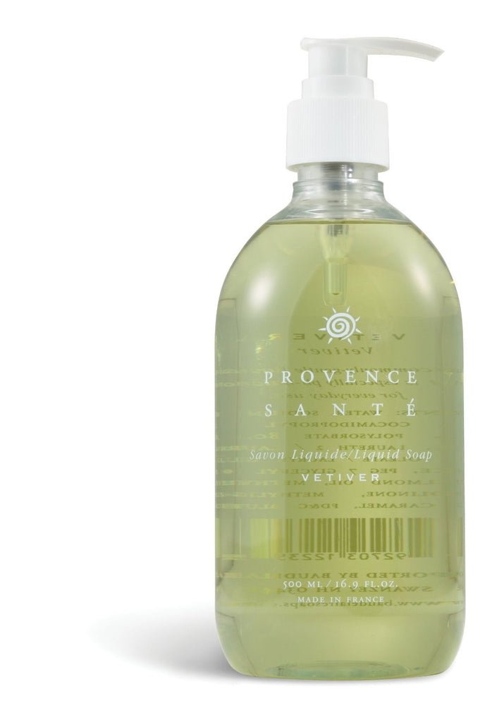 Provence Santé Vetiver Liquid Soap