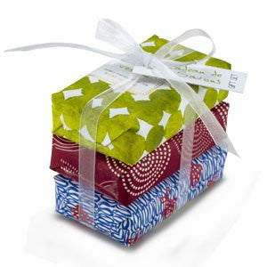 Mistral Fresh Papiers Fantaisie French Three Soap Gift Pack