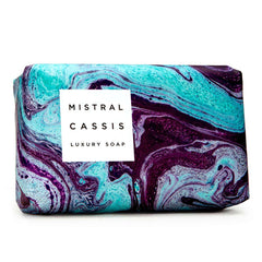 Mistral Marbles Collection Cassis French Soap