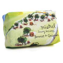Mistral Provence Road Trip Grignan Apple French Soap