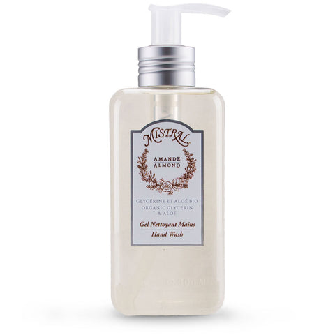 Mistral Signature Series Almond Hand Wash