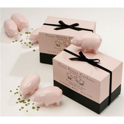 Gianna Rose Three Little Piglet Soaps