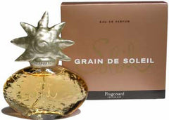 Fragonard Grain de Soleil Eau de Parfum 100ml Bottle