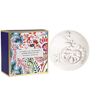 Fragonard Le Jardin Jasmin Perle Sculpted Soap