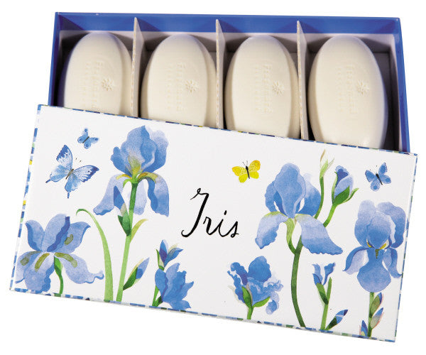 Fragonard Iris Pebble Soaps