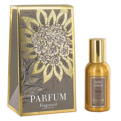 Fragonard Belle Chérie Perfum 30 ml Gold Bottle