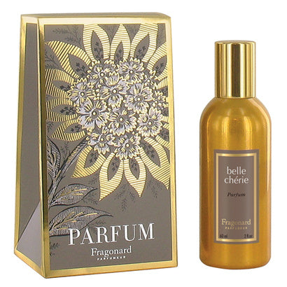Fragonard Belle Cherie Parfum 60 ml Gold Bottle