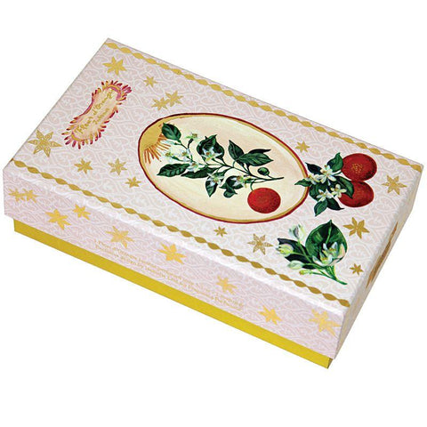Fragonard Fleur D'Oranger Intense Soap and Dish Set