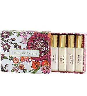 Fragonard Gift Box of 5 Eaux de Toilette