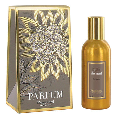 Fragonard Belle de Nuit Parfum 60 ml Gold Bottle