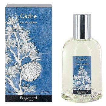 Fragonard Naturelles 100ML Cedar Wood Eau de Toilette