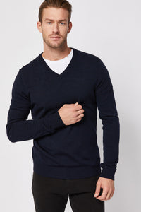 Vee Neck Sweater